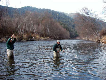 Trinity river adventures northern california fly fishing for Trinity river fishing spots